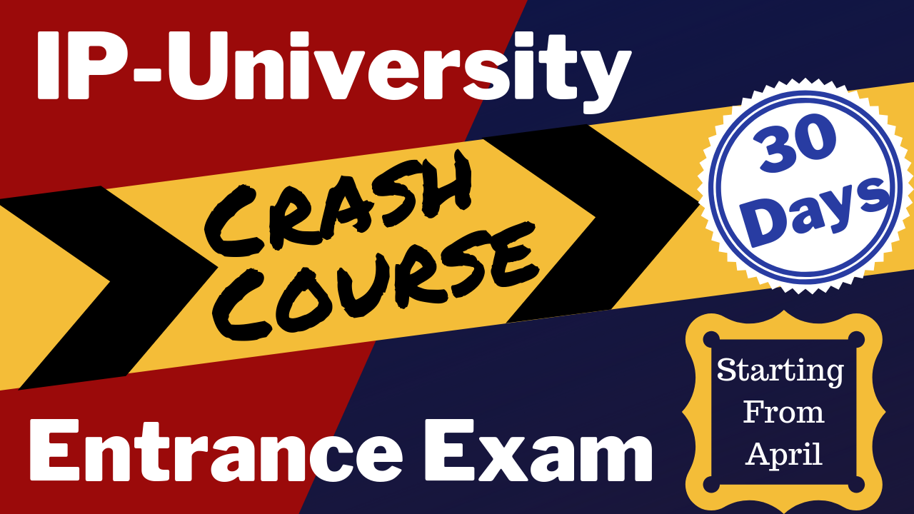 ggsipu du crash course